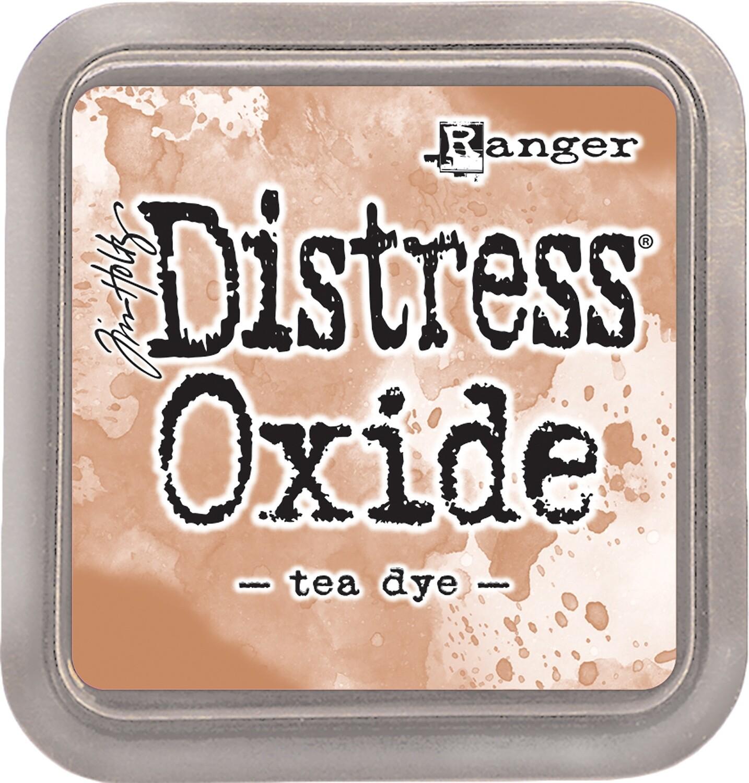 Tim Holtz Distress TEA DYE Oxides Ink Pad