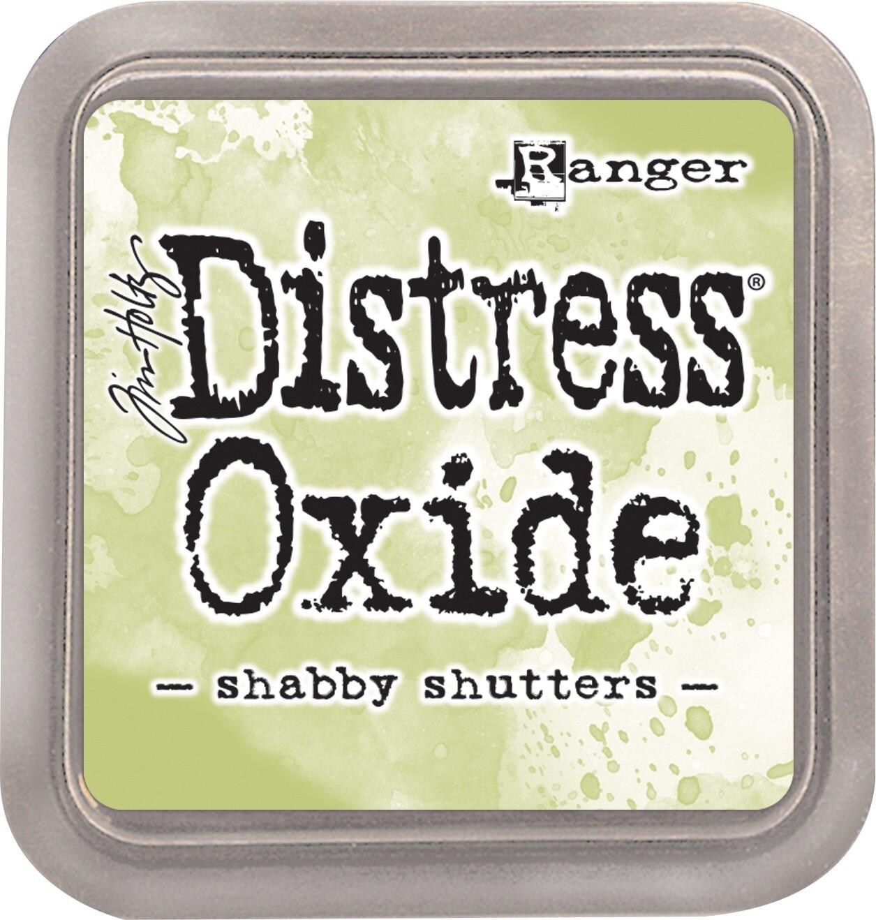 Tim Holtz Distress SHABBY SHUTTERS Oxides Ink Pad