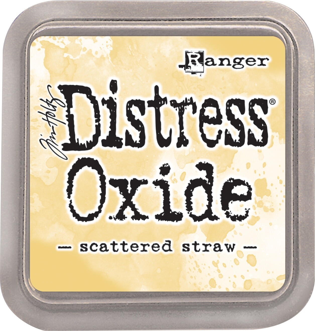Tim Holtz Distress SCATTERED STRAW Oxides Ink Pad