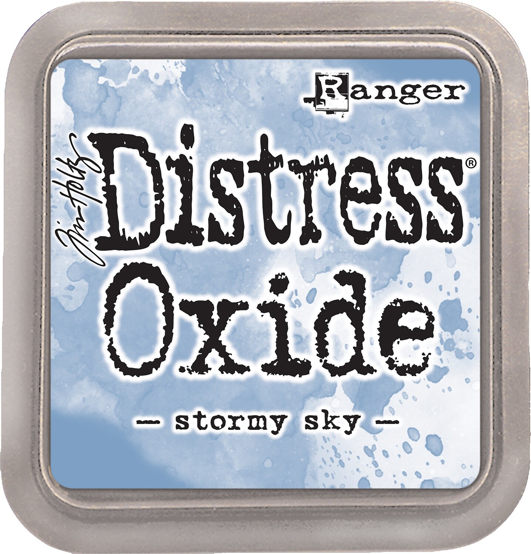 Tim Holtz Distress STORMY SKY Oxides Ink Pad