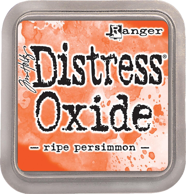 Tim Holtz Distress RIPE PERSIMMON Oxides Ink Pad