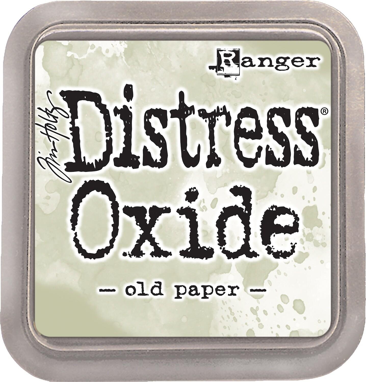 Tim Holtz Distress OLD PAPER Oxides Ink Pad