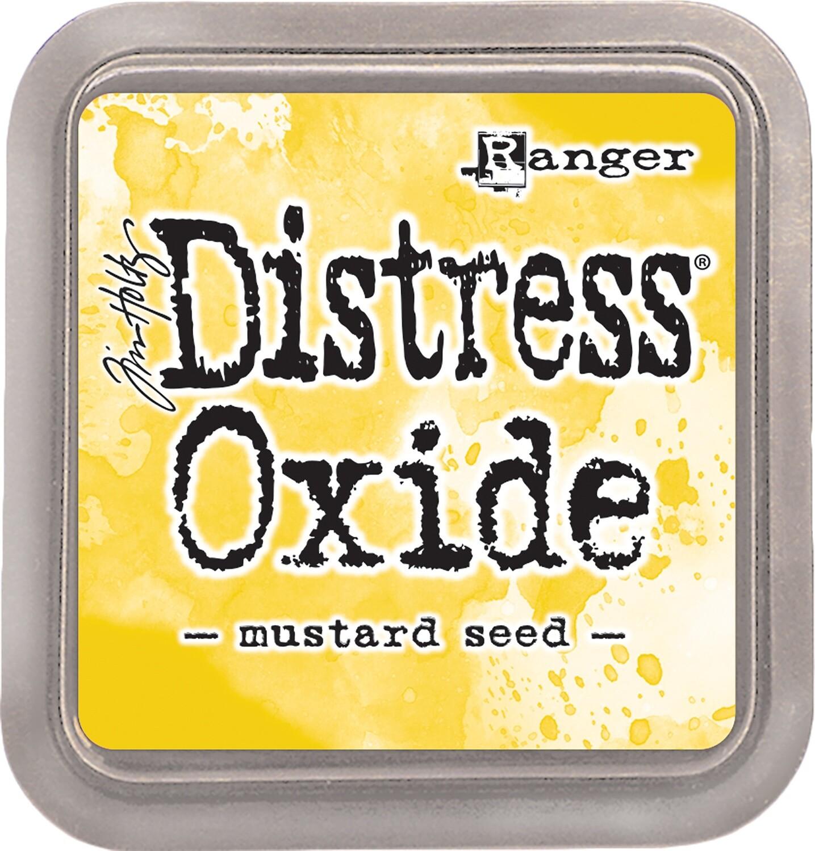 Tim Holtz Distress MUSTARD SEED Oxides Ink Pad
