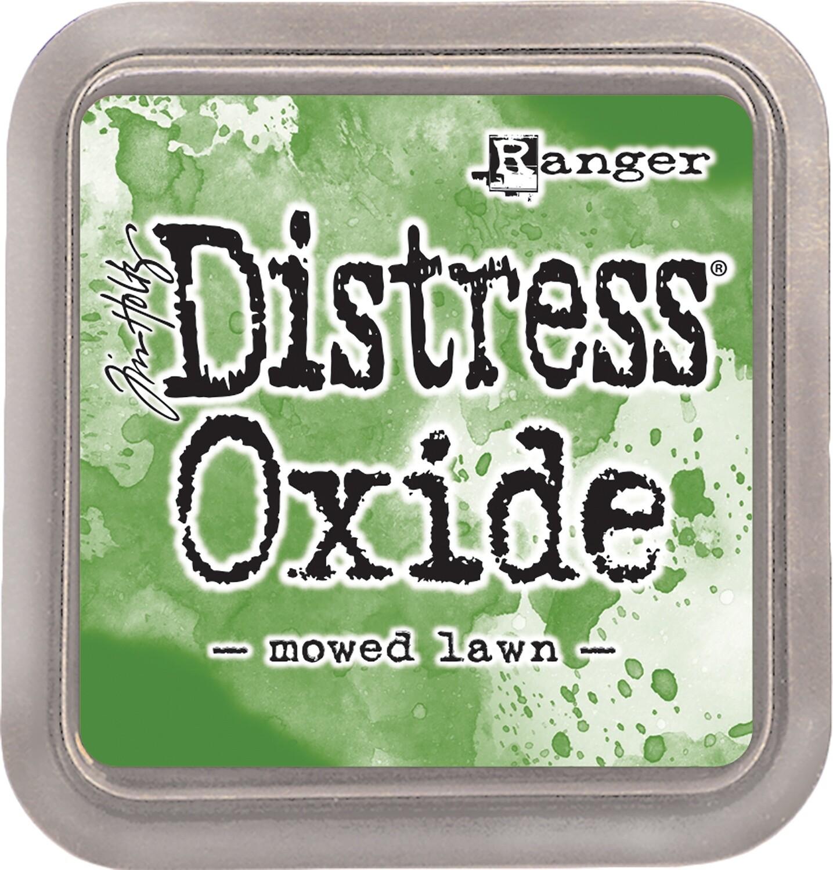 Tim Holtz Distress MOWED LAWN Oxides Ink Pad