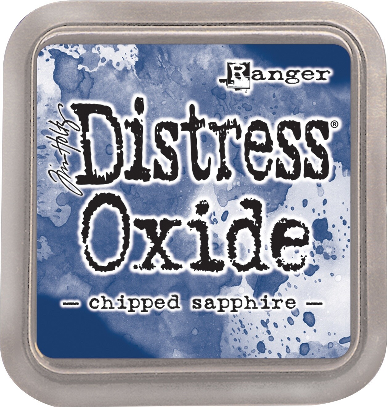 Tim Holtz Distress CHIPPED SAPPHIRE Oxides Ink Pad