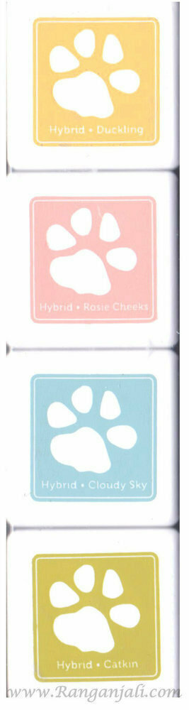 Simon Says Stamp SUNNY DAYS Hybrid Ink Cube Set