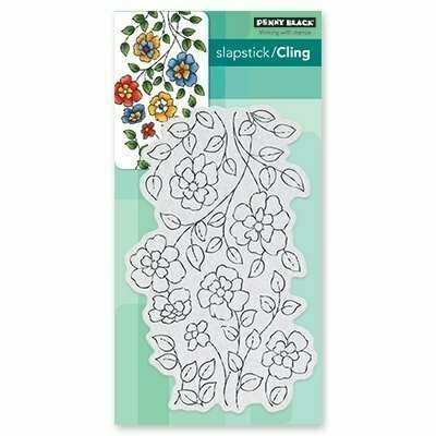 Penny Black FELICITY Cling Stamp