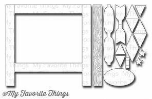 My Favorite Things BLUEPRINTS 17 Die-namics Die Set