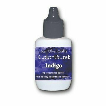 Ken Oliver INDIGO Color Burst Powder