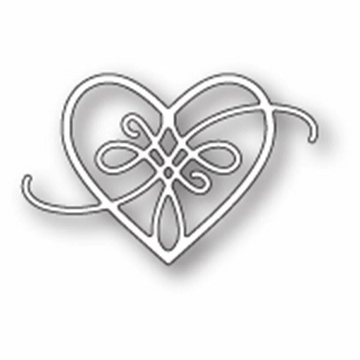 Memory Box PEYTON HEART Die