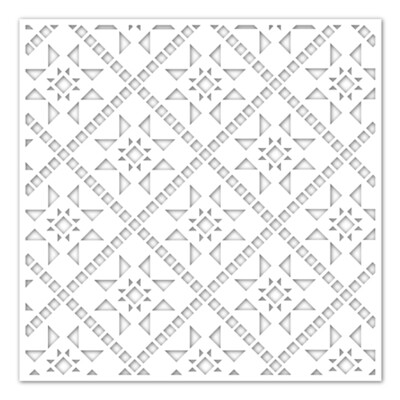Simon Says Stamp QUILTED Stencil