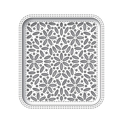 Simon Says Stamp SHIMMER ROUNDED RECTANGLE Die