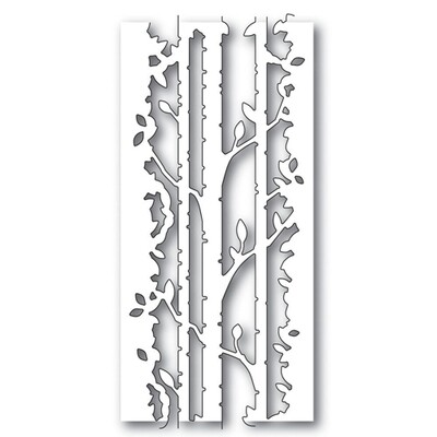 Simon Says Stamp BIRCH COLUMN Die Set