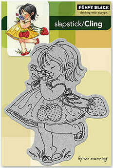Penny Black SWEET DAY Cling Stamp