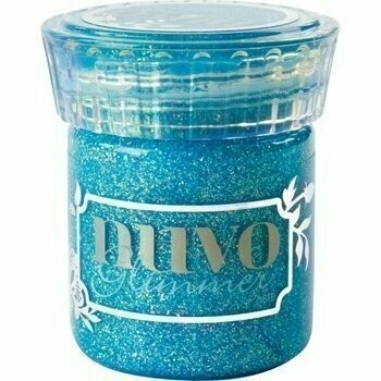 Nuvo BLUE TOPAZ Glimmer Paste