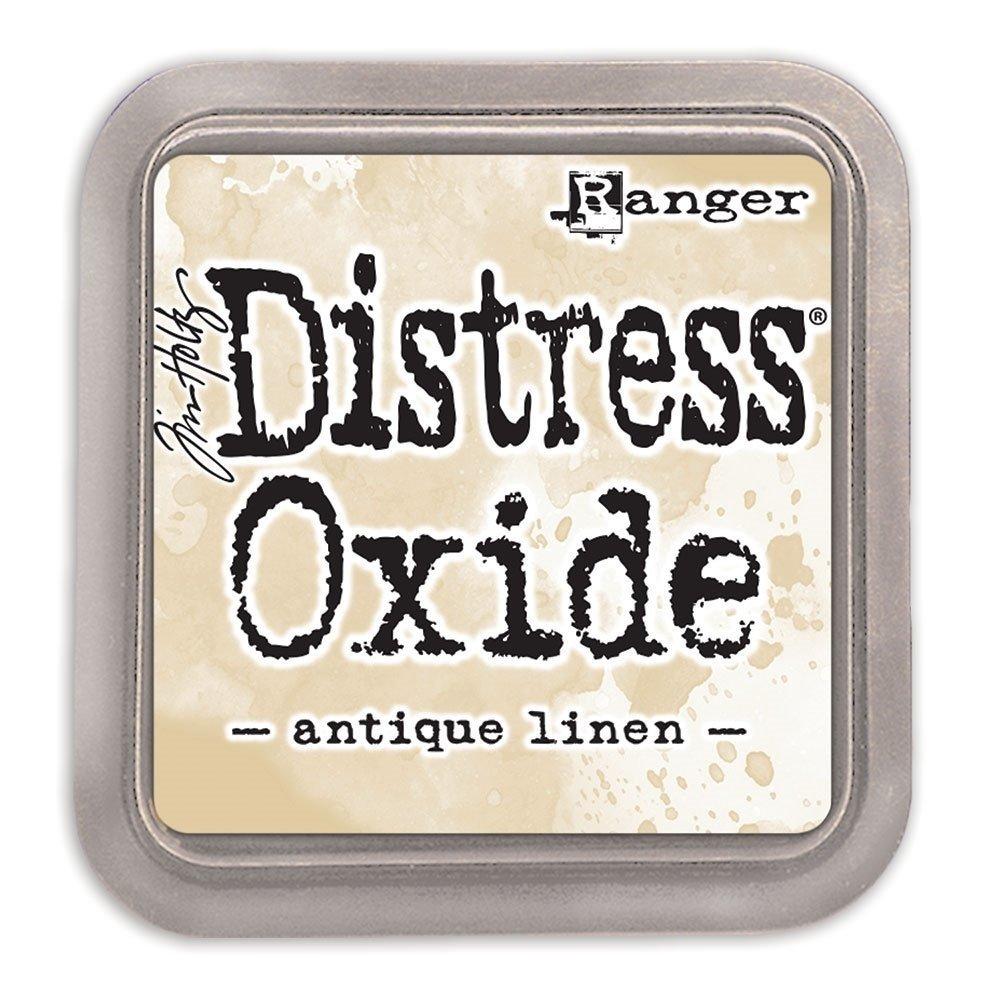 Tim Holtz ANTIQUE LINEN Distress Oxide Ink Pad