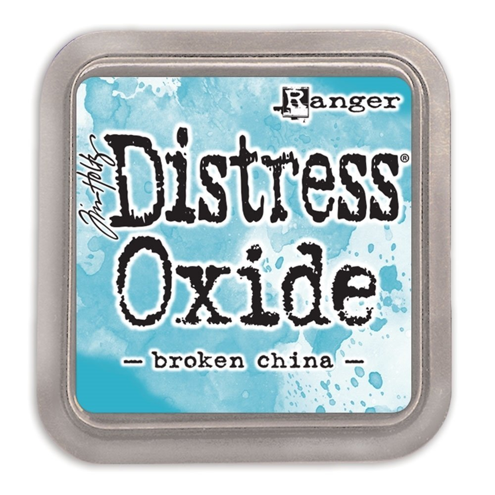 Tim Holtz BROKEN CHINA Distress Oxide Pad