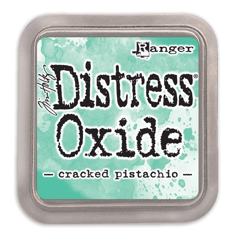 Tim Holtz CRACKED PISTACHIO Distress Oxide Pad