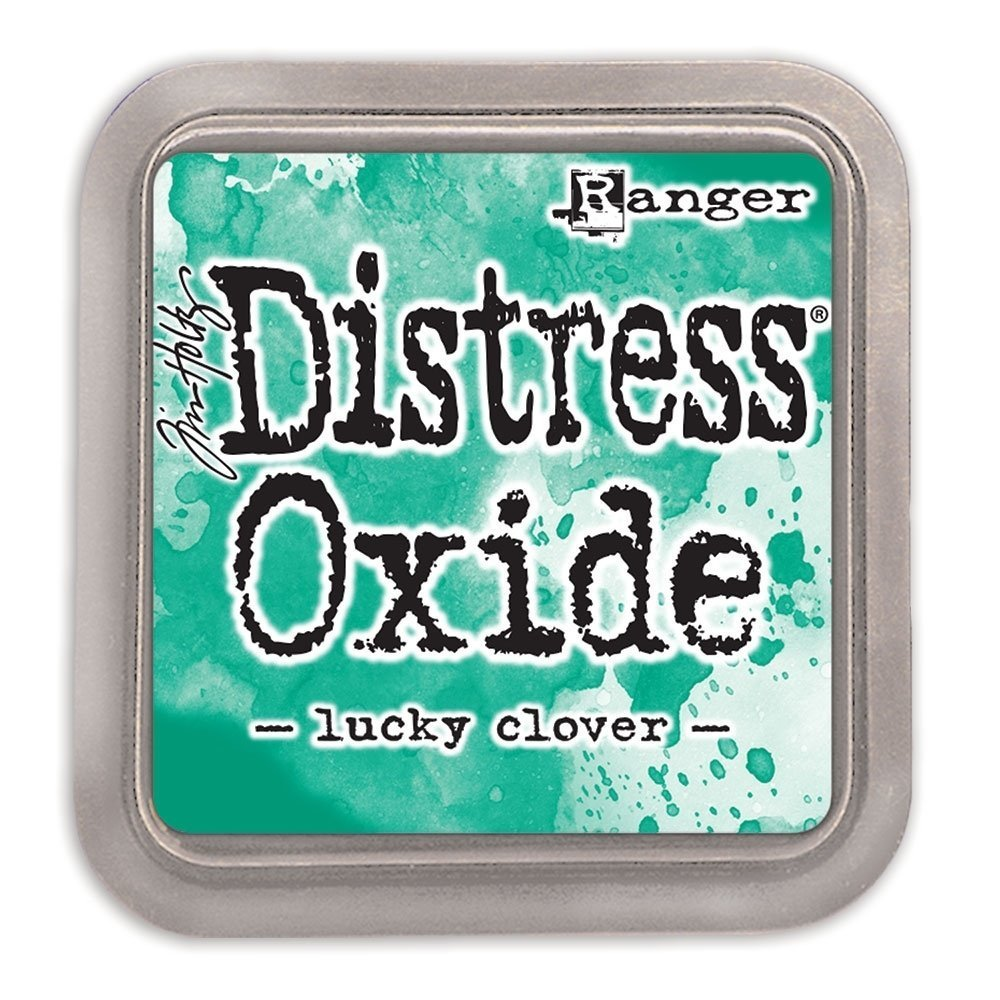 Tim Holtz LUCKY CLOVER Distress Oxide Ink Pad