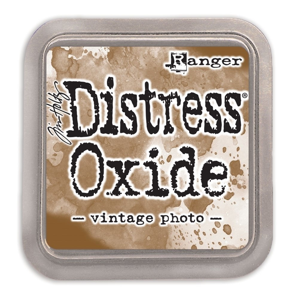 Tim Holtz VINTAGE PHOTO Distress Oxide Pad