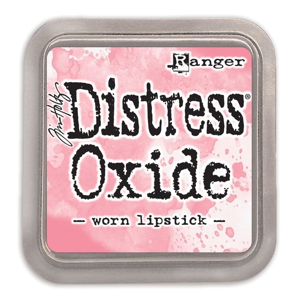 Tim Holtz WORN LIPSTICK Distress Oxide Pad