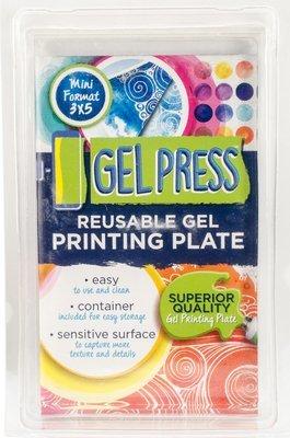 Gel Press GEL PLATE 3x5