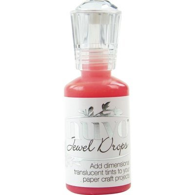Nuvo STRAWBERRY COULIS Jewel Drops