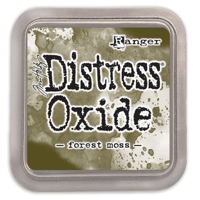 Tim Holtz FOREST MOSS Distress Oxide Ink Pad