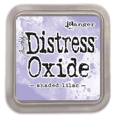 Tim Holtz SHADED LILAC Distress Oxide Ink Pad