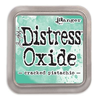 Tim Holtz CRACKED PISTACHIO Distress Oxide Pad