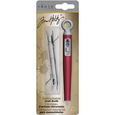 Tim Holtz RETRACTABLE CRAFT Knife
