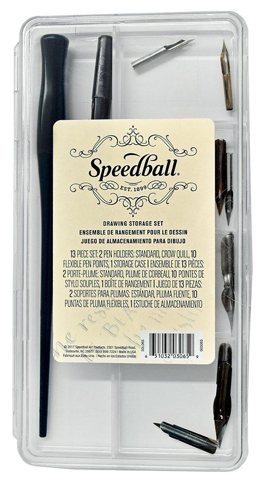 Speedball DRAWING & LETTERING Storage Kit