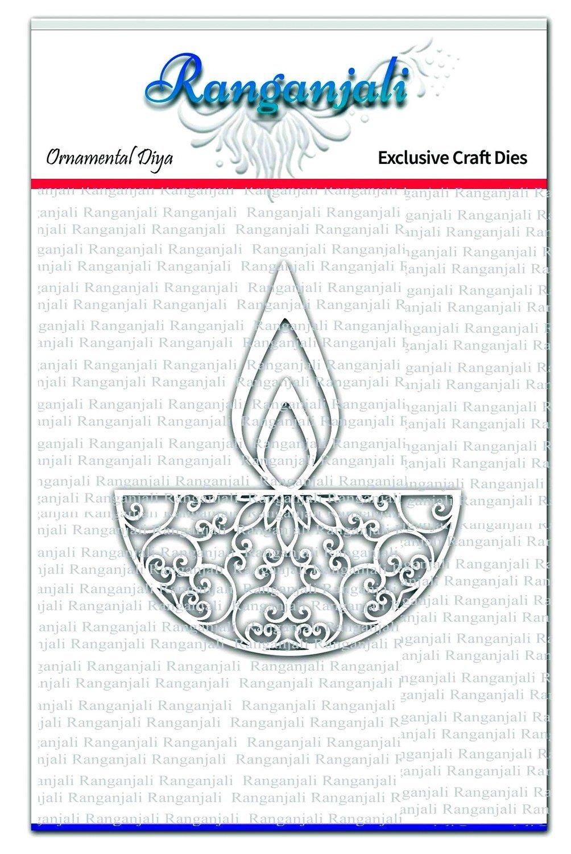 Ranganjali ORNAMENTAL DIYA Exclusive Craft Die