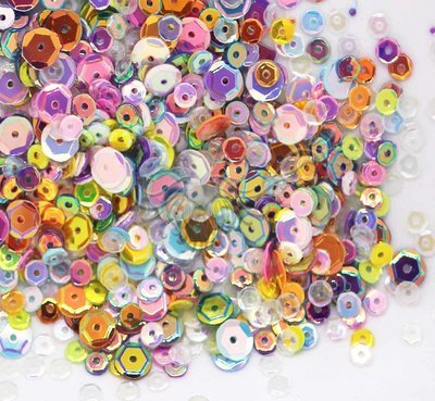Stardust OPAL SPECKS Sequin Mix