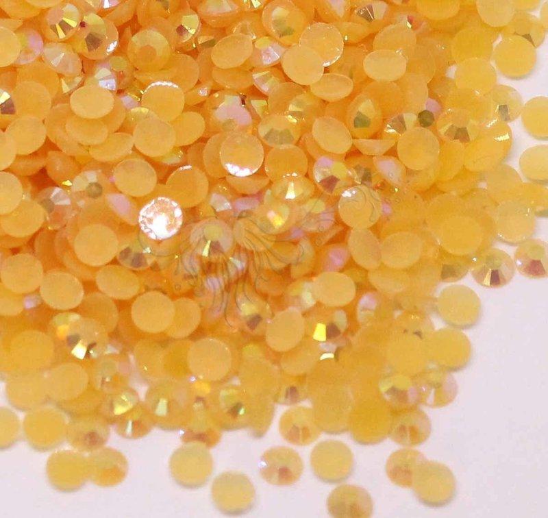 Stardust ORANGE SLICE Jewels