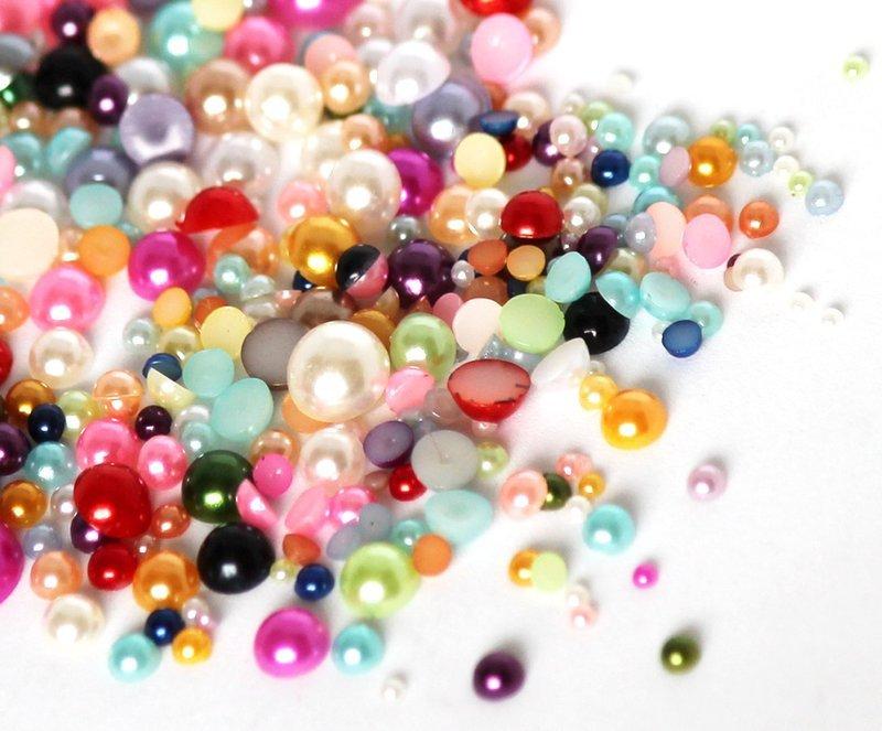Stardust RAINBOW BITS Pearl Mix