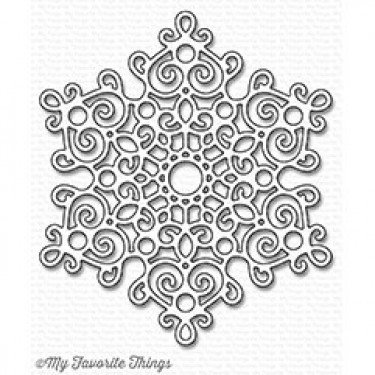 My Favorite Things MESMERIZING MANDALA Die-Namics Dies