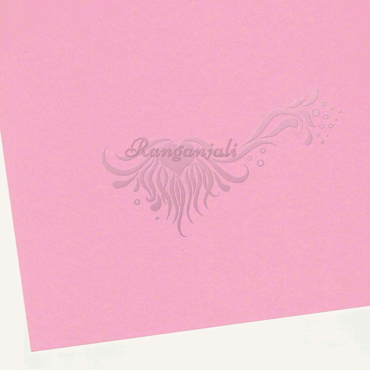 PARIS PINK - 250GSM Heavyweight Smooth A4 Cardstock- 5/pk