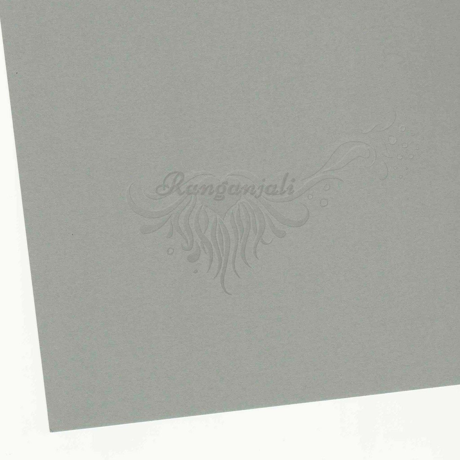GAZA GREY - 250GSM Heavyweight Smooth A4 Cardstock- 5/pk