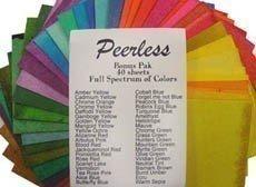 Nicholson's Peerless Transparent Watercolors BONUS PAK Small