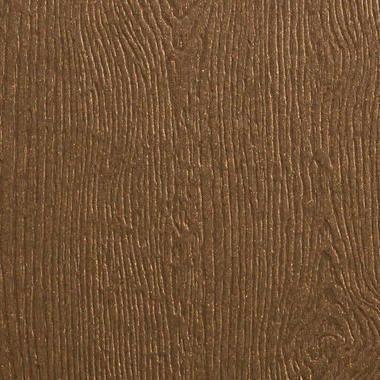WOODGRAIN SHIMMER BROWN Textured Cardstock 300GSM-10/pk