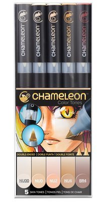 Chameleon SKIN TONES Alcohol Ink Pen Set