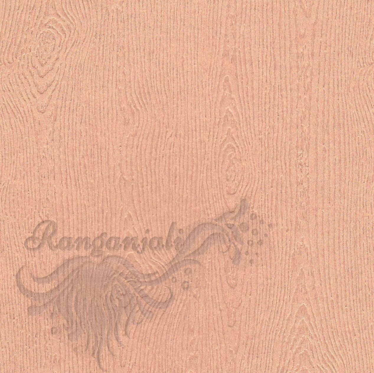 WOODGRAIN BIRCH Textured Cardstock 300GSM- 10/pk