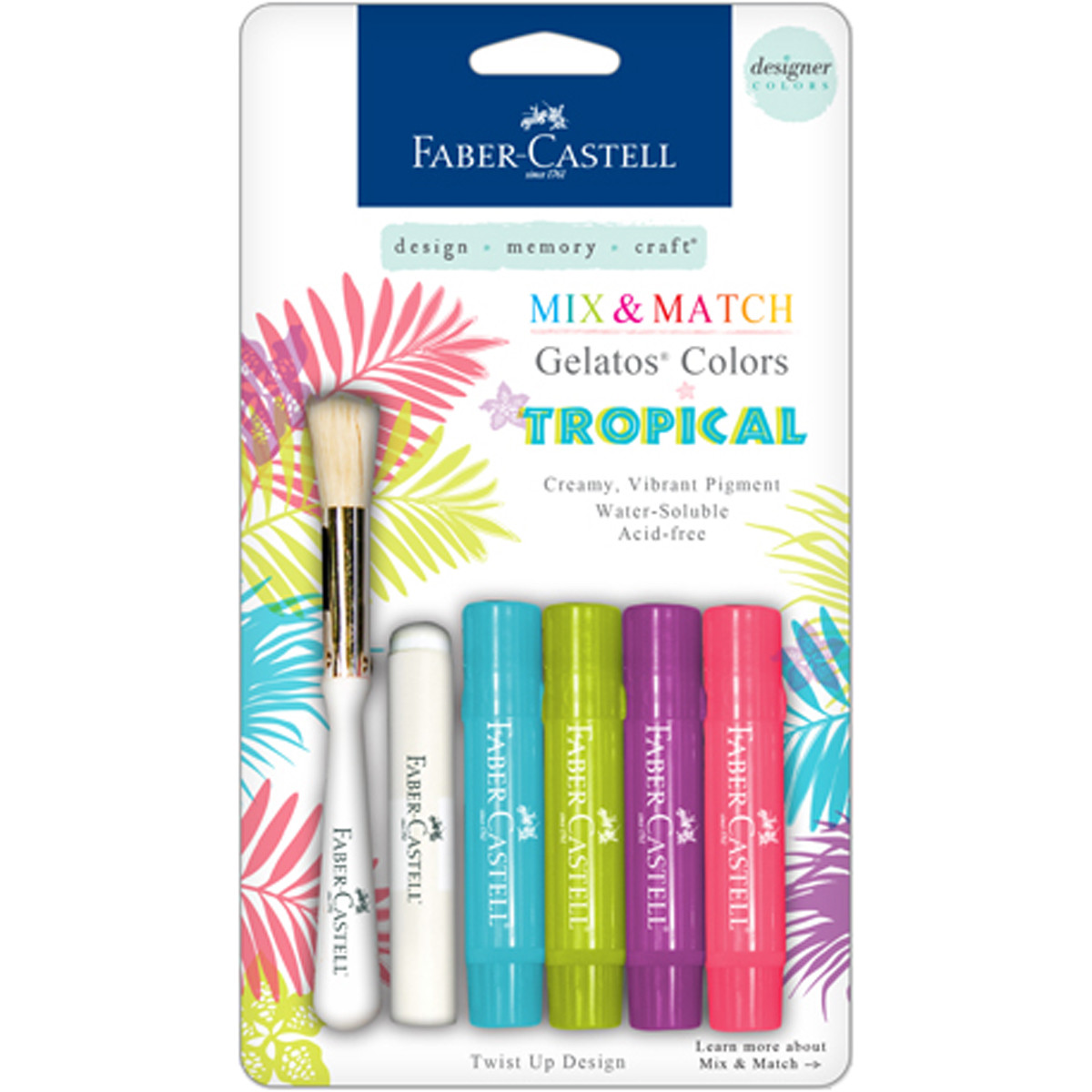 Faber-Castell TROPICAL Gelatos Set