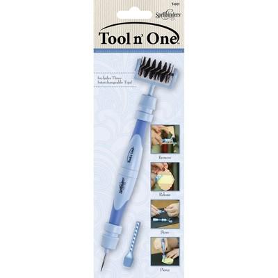 Spellbinders TOOL 'N ONE Easy Diecut Release Tool