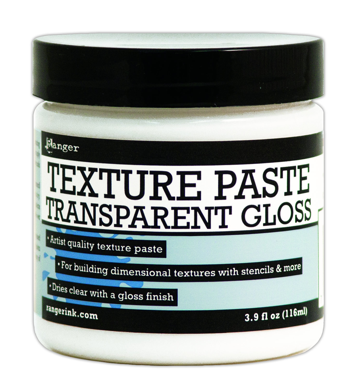 Ranger TRANSPARENT GLOSS Texture Paste