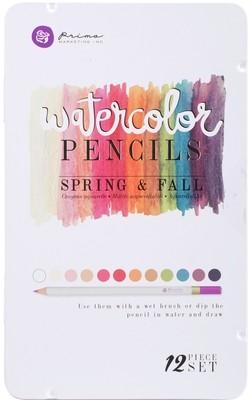 Prima Marketing SPRING & FALL Watercolor Pencil Set