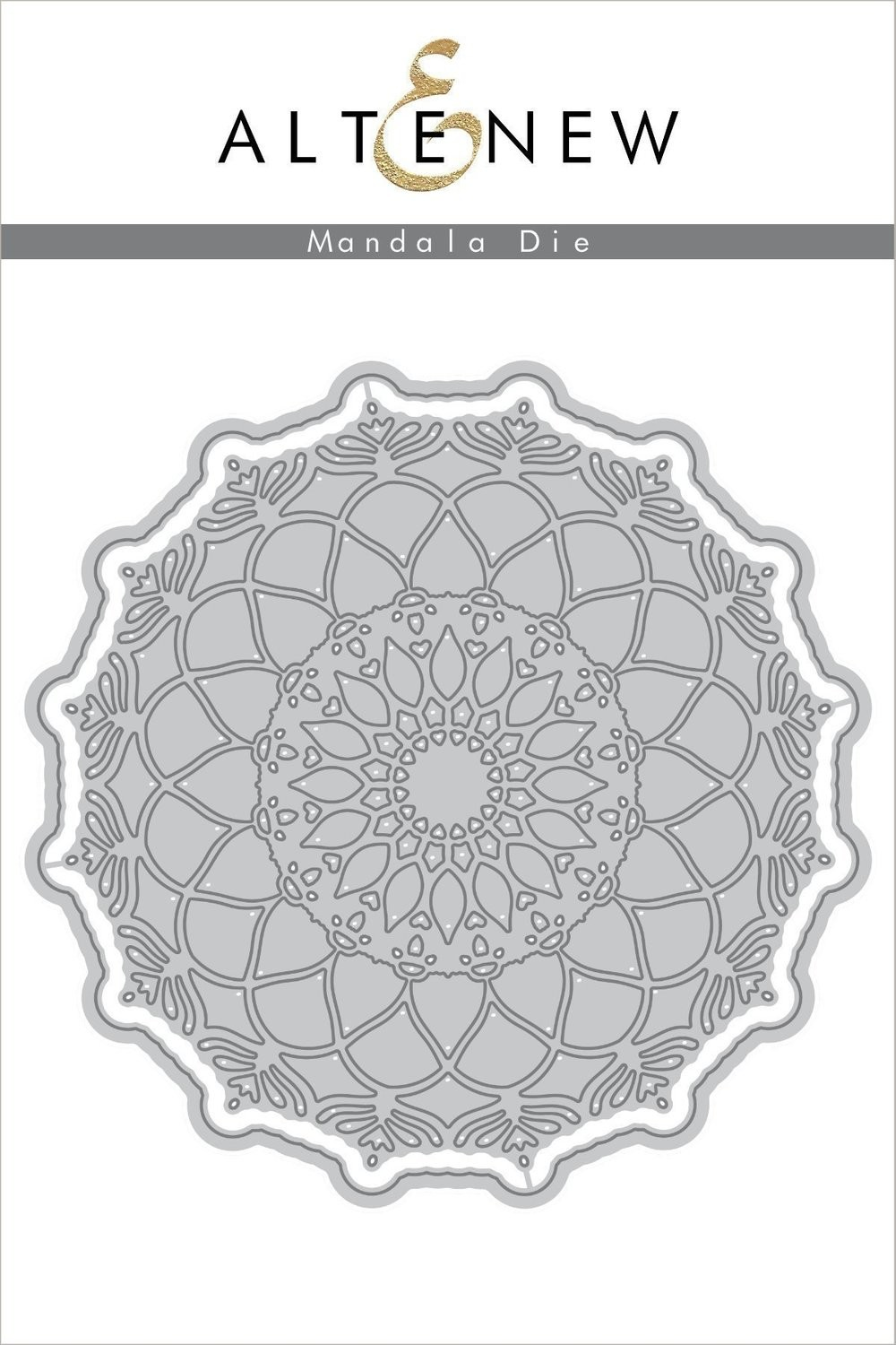 Altenew MANDALA Die Set