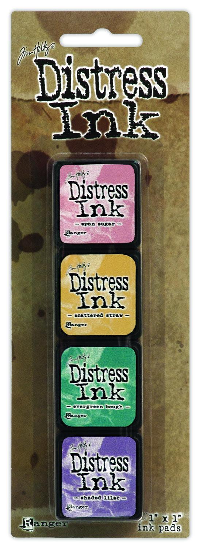 Tim Holtz Distress MINI INK KIT #4