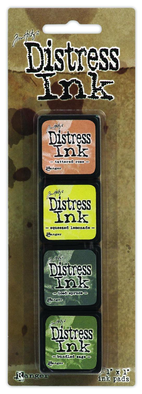 Tim Holtz Distress MINI INK KIT #10